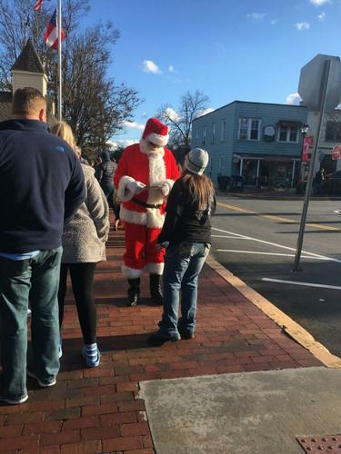Patriot Santa!