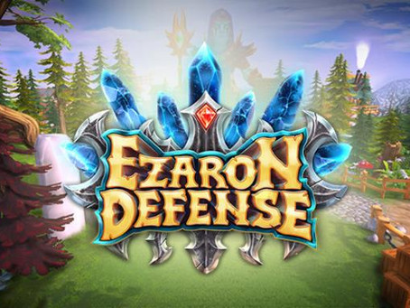 Ezaron Defense  โหลดเกม PC ฟรี