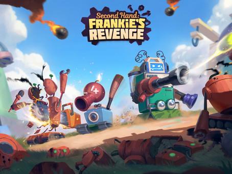 Second Hand: Frankie's Revenge โหลดเกม PC ฟรี