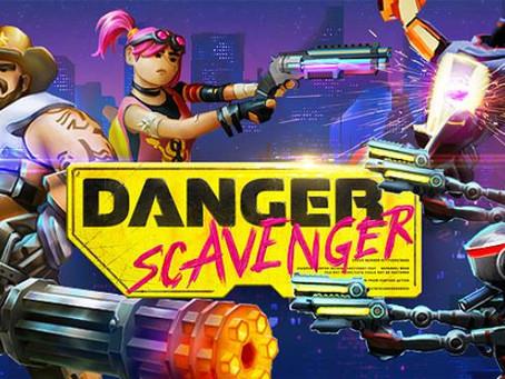 Danger Scavenger  โหลดเกม PC ฟรี