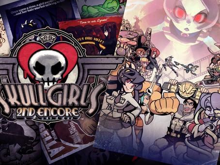 Skullgirls 2nd Encore  โหลดเกม PC ฟรี