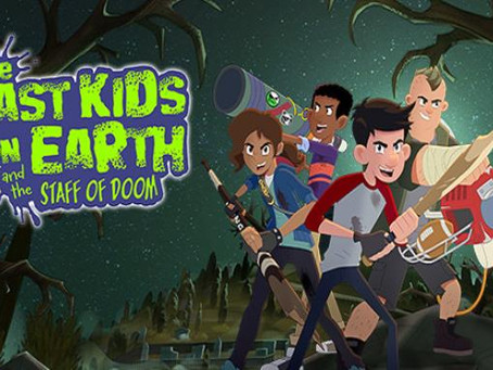 Last Kids on Earth and the Staff of Doom โหลดเกม PC ฟรี