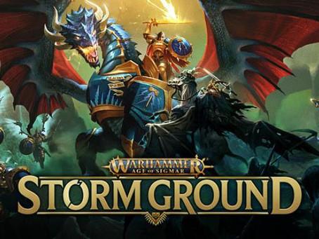 Warhammer Age of Sigmar: Storm Ground โหลดเกม PC ฟรี