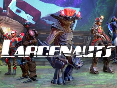 Larcenauts โหลดเกม PC ฟรี