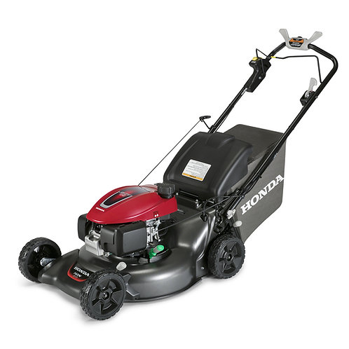 "HONDA Lawn Mower, 21"" Deck ""Blade Brake & Self-propelled"" HRN216VYU"