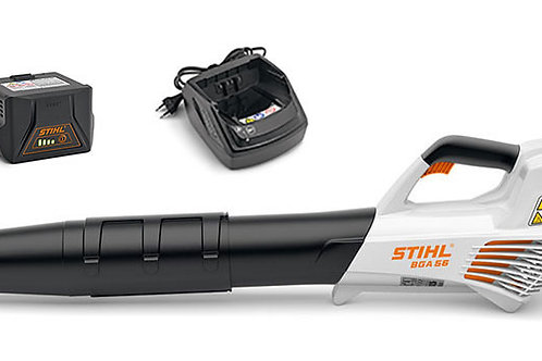STIHL BGA56 LITHIUM-IRON COMPACT BLOWER KIT