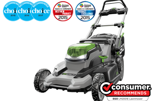 EGO POWER + 49CM PUSH LAWN MOWER