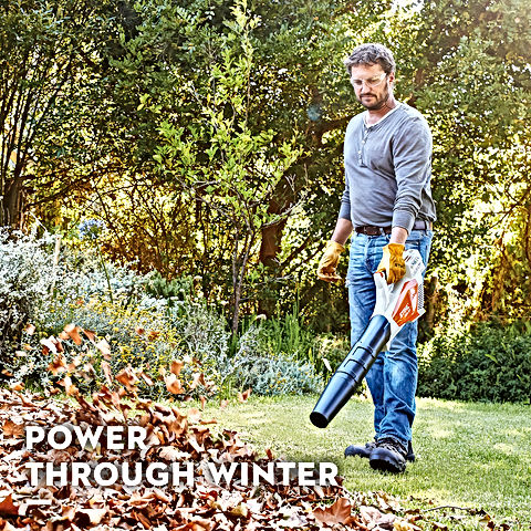 STIHL Winter LAM_Social Tile_Power Throu
