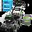 Thumbnail: EGO POWER + 50CM STEEL DECK SELF PROPELLED LAWN MOWER