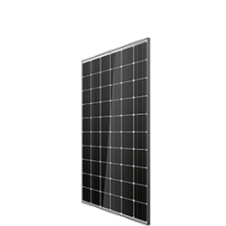 Black solar panel from Trina Solar