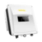 white solar inverter showing zeversolar logo