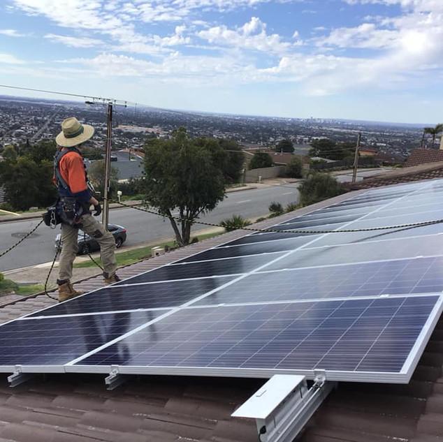 Solar panel installer Adelaide