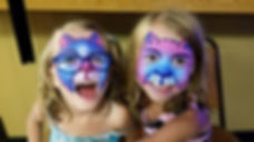 Face Painting in Minnesota.