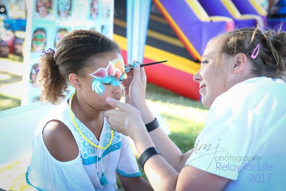 The Painted Turtle Face Painting