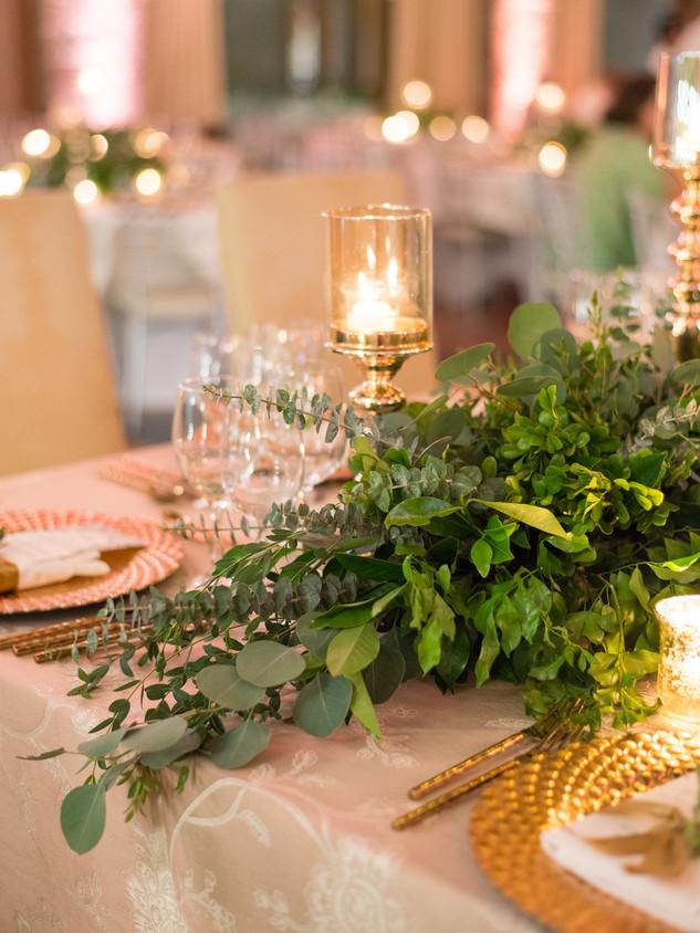 LUXE GREENERY WEDDING
