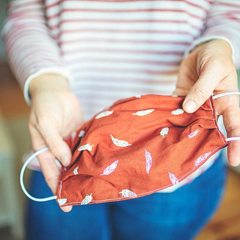How to Sew a Face Mask Without a Sewing Machine
