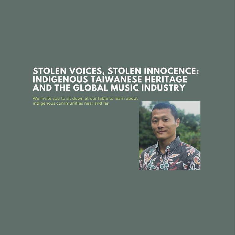 Cultural Talk Story Series | Stolen Voices, Stolen Innocence