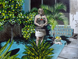 Judy in Barra