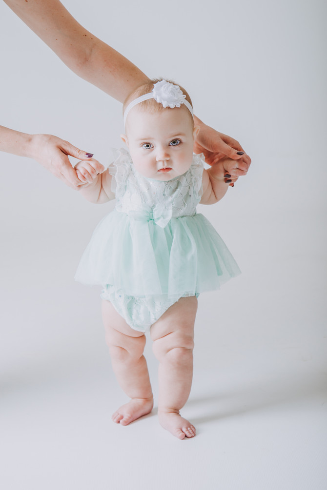 Adorable Baby Pearl