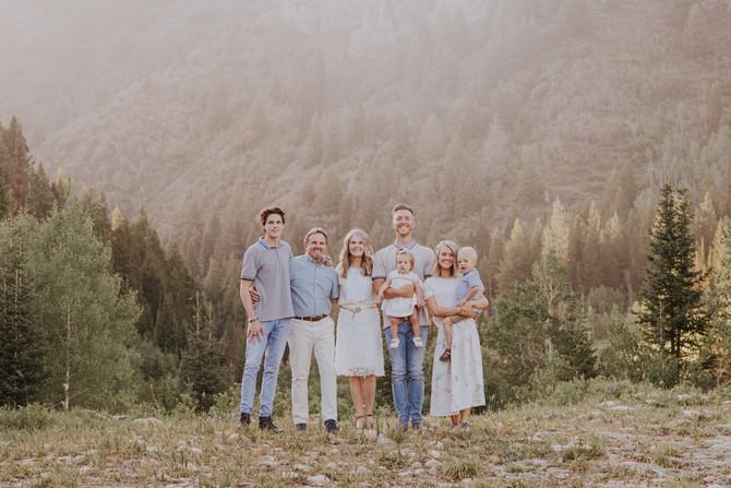 Lundgreen Family!