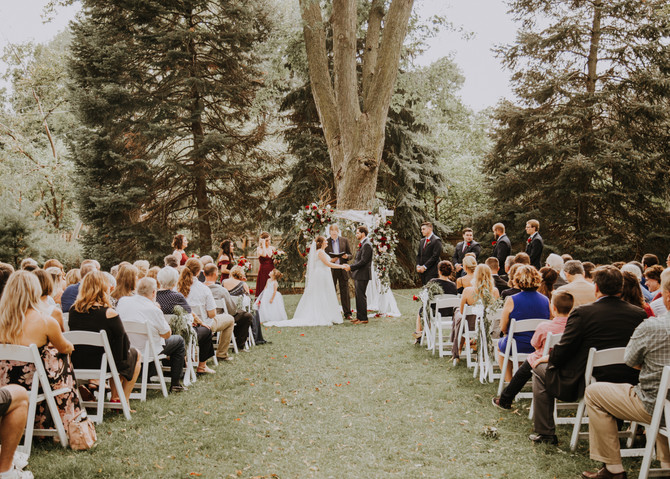 Early Fall Wedding!