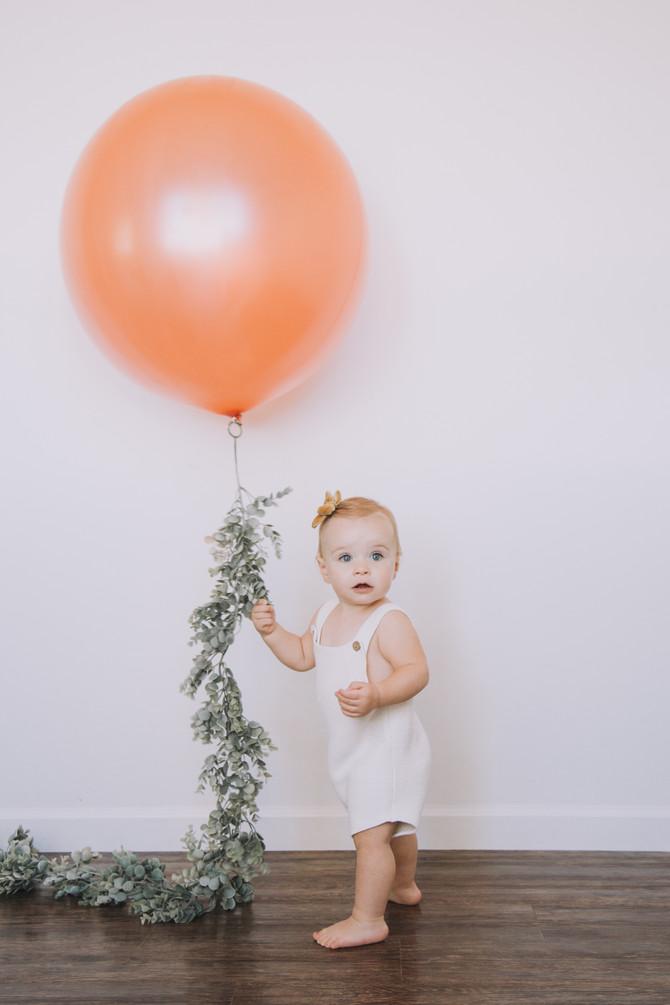Sweetest Hazel turns one!