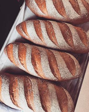 Artisan Loaf. Crunchy goodness. #portell