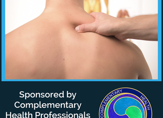 Celebrating National Complementary Therapy Week 2020