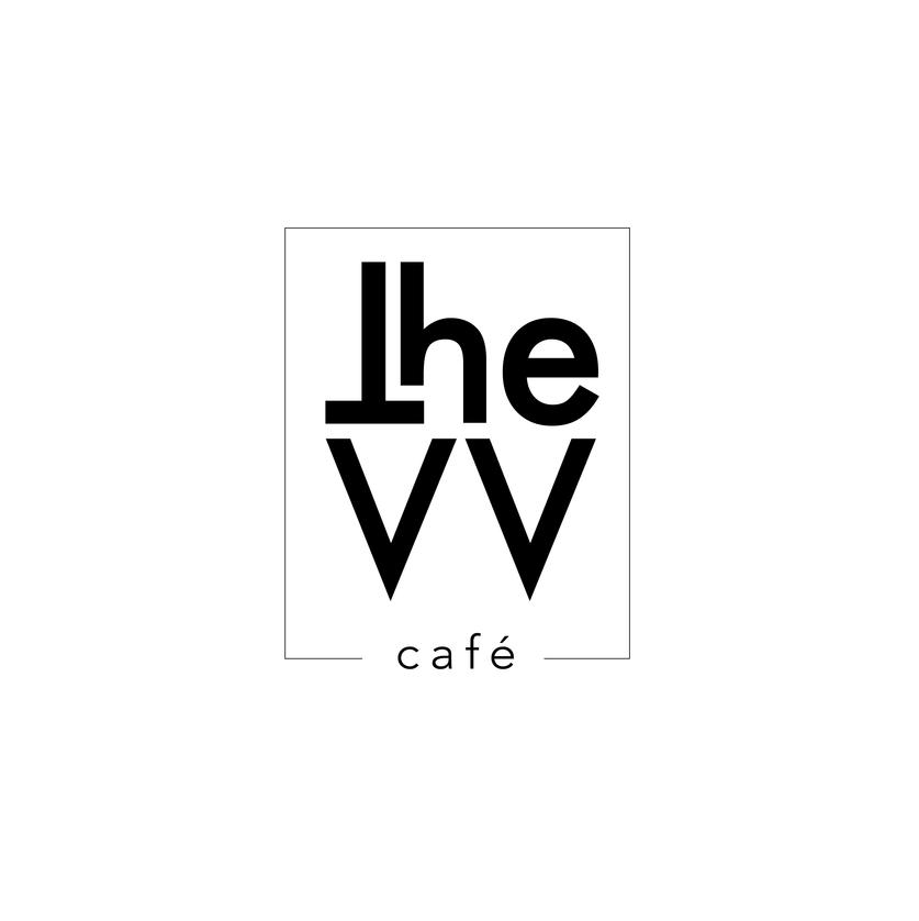 The VV cafe Logo