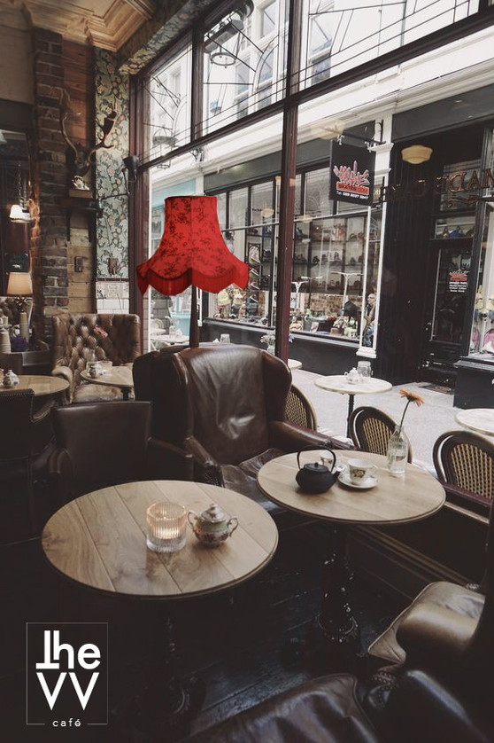 Coffee shop vibe