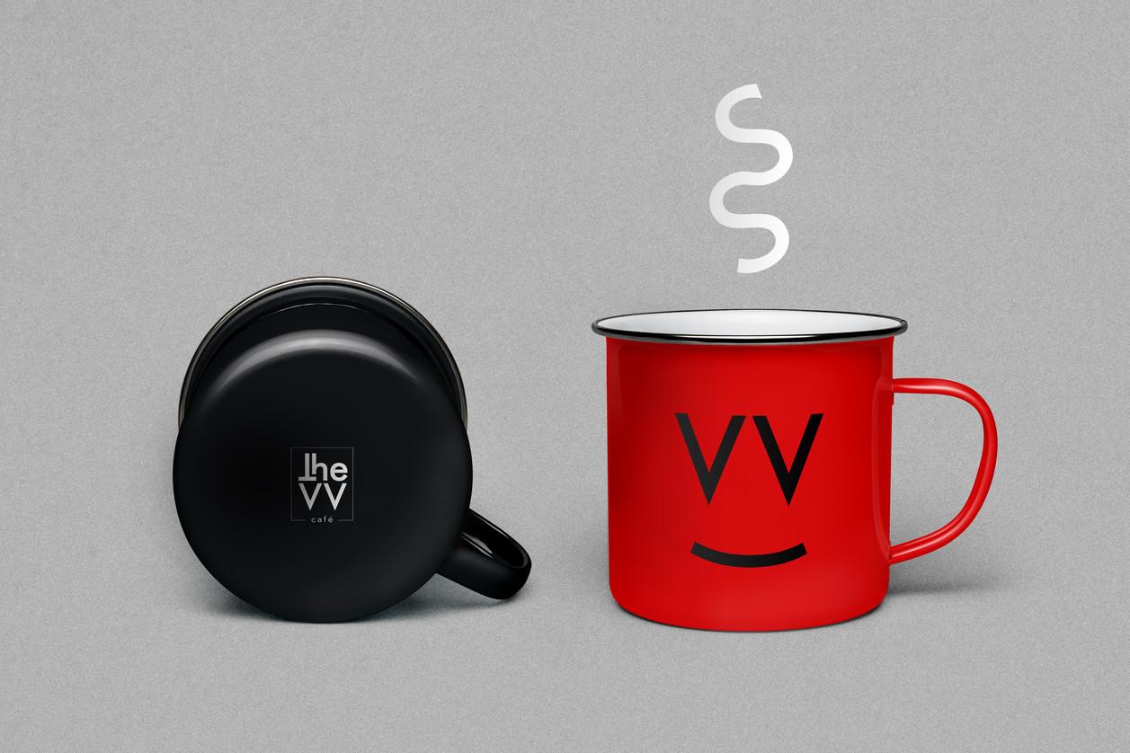 In-house mug