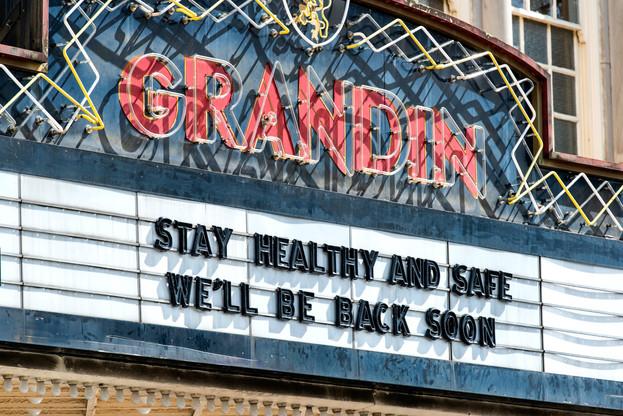 Grandin Theater, Roanoke, VA