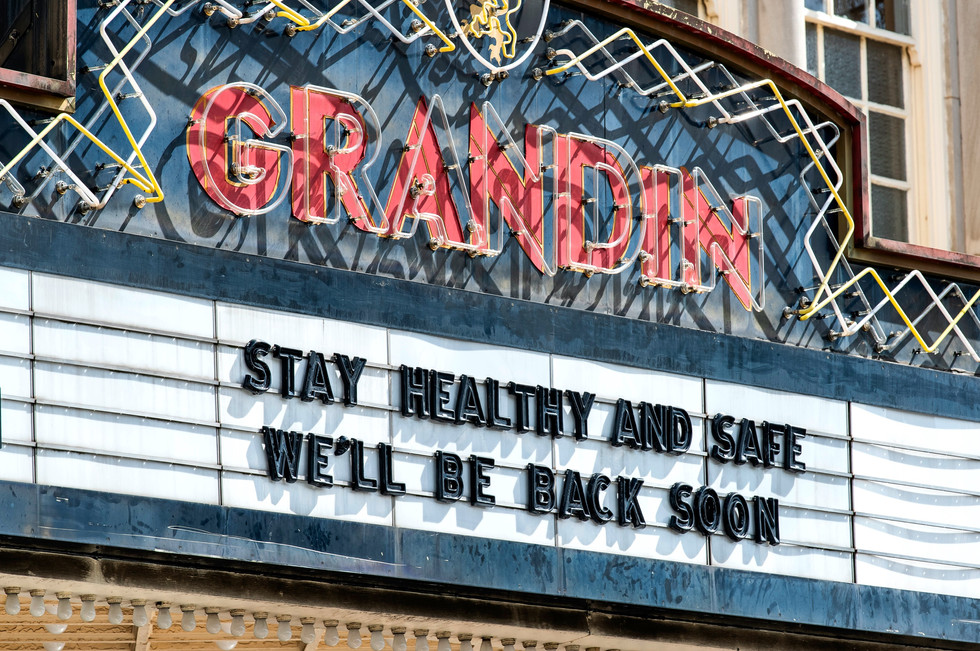 Grandin Theater, Roanoke, VA