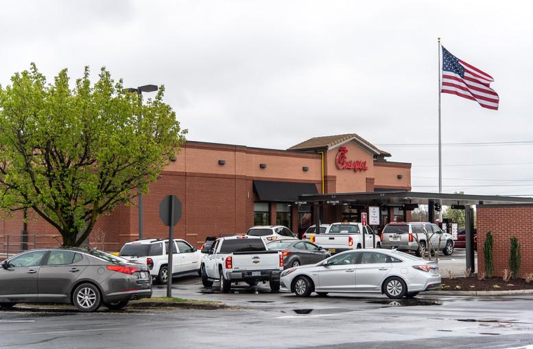 Coronavirus outbreak in Salem, VA