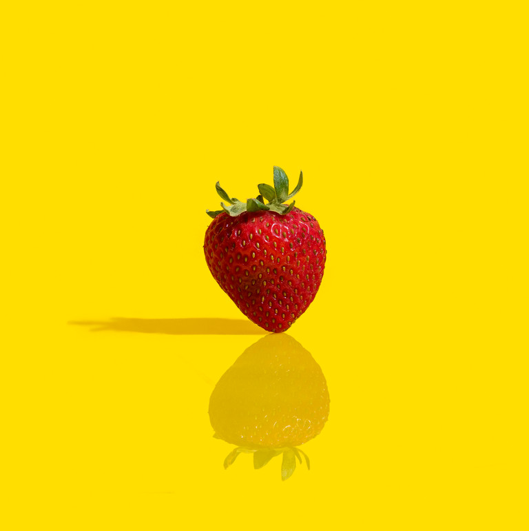 idk about this strawberry #1