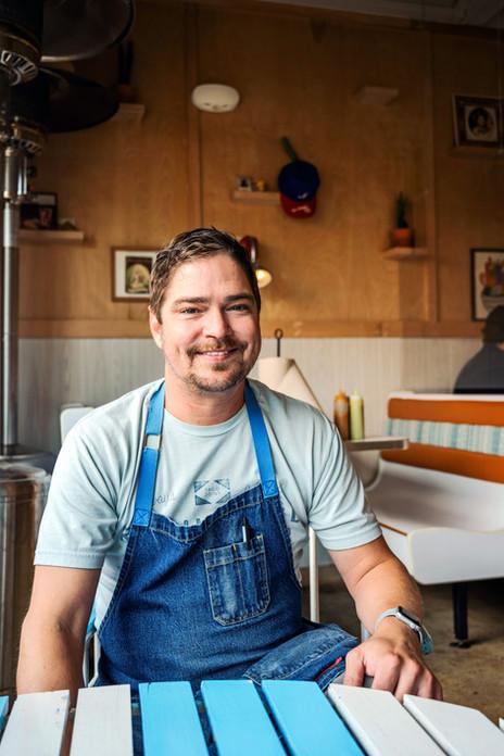 Chef Bryan Weaver of Redheaded Stranger