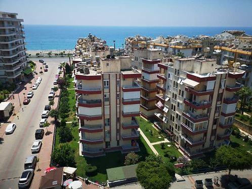 Меблированная квартира 2+1 у моря (Махмутлар)