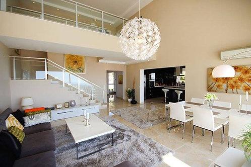 Дизайнерская вилла 4+1 с мебелью, техникой и гаражом (Махмутлар)