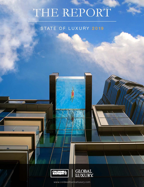 THE REPORT | Global Luxury 2019