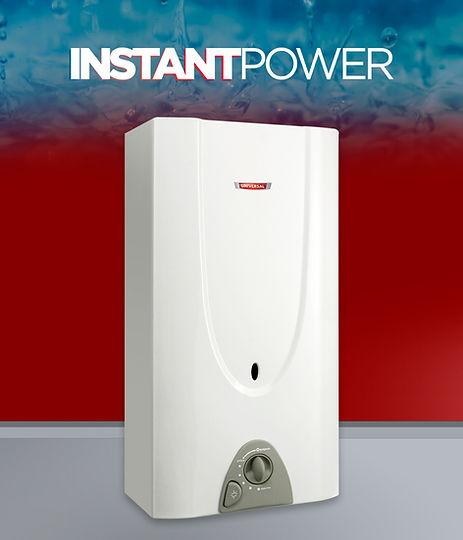 calefón instant power 14 litros