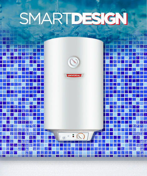 termotanque eléctrico 30 litros smart desing