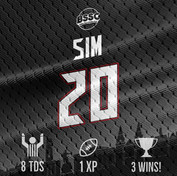 Game week 3 - Mr. Sim Have a Day