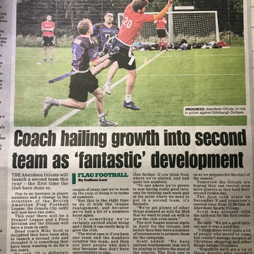 Check Us Out in the Papers!