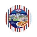 Round Stripes Plates