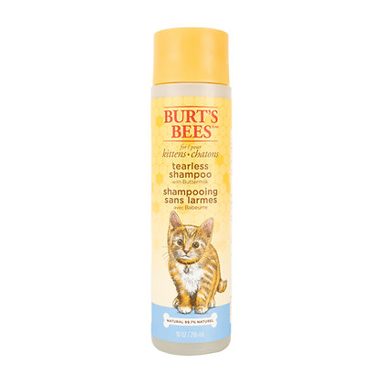 TEARLESS KITTEN SHAMPOO