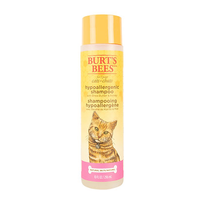 HYPOALLERGENIC SHAMPOO FOR CATS
