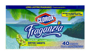 Dryer Sheets in Island Orchid