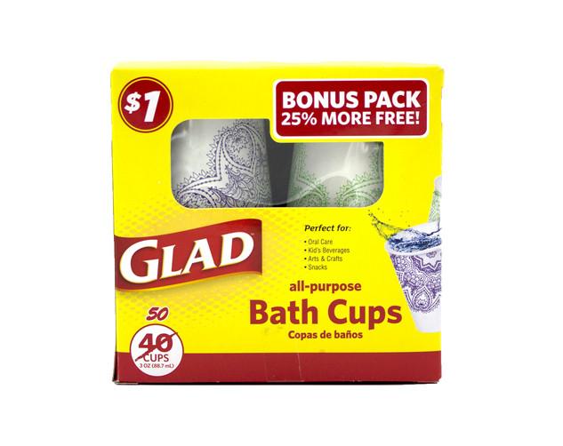Bath Cups