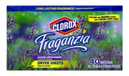 Dryer Sheets in Lavender