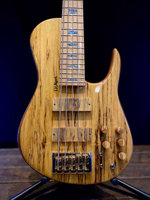 Available! New D'Mark Omega 5 Spalted